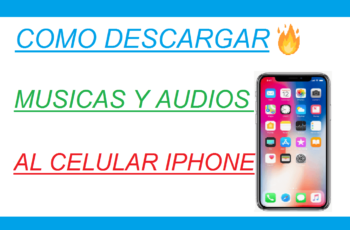 como descargar musica al iphone