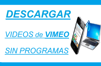 como descargar videos de vimeo