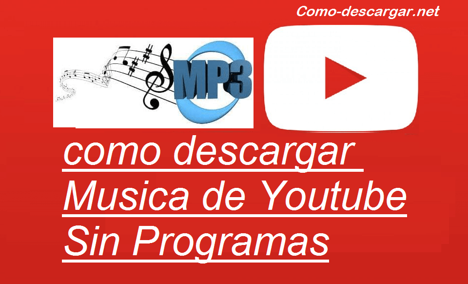 descargar musica de youtube mp3
