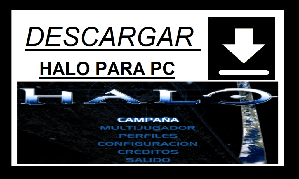 como descargar halo para pc