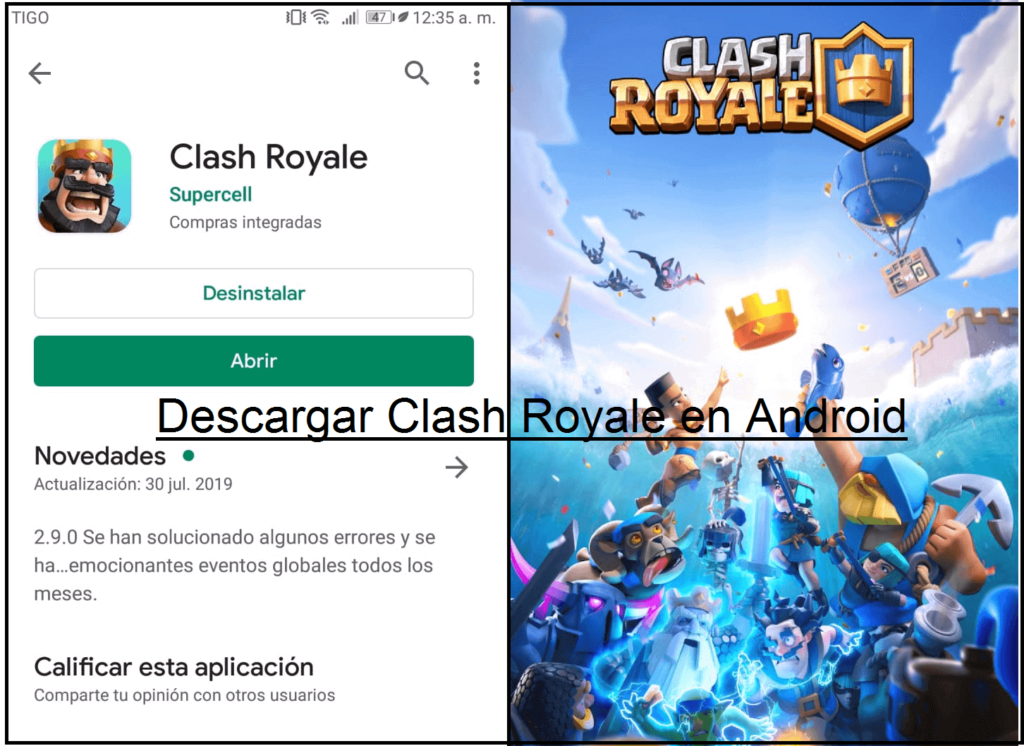 descargar-clash-royale-para-android