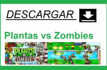 descargar plantas vs zombies
