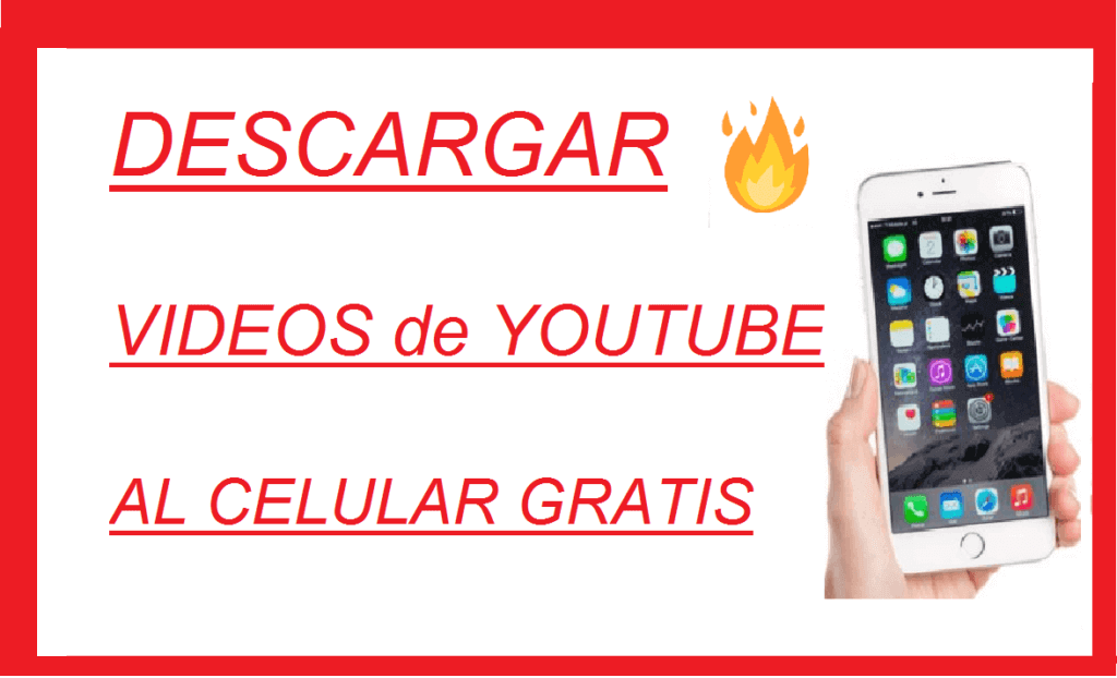 descargar videos de youtube al celular
